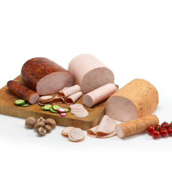 Cooked poultry products